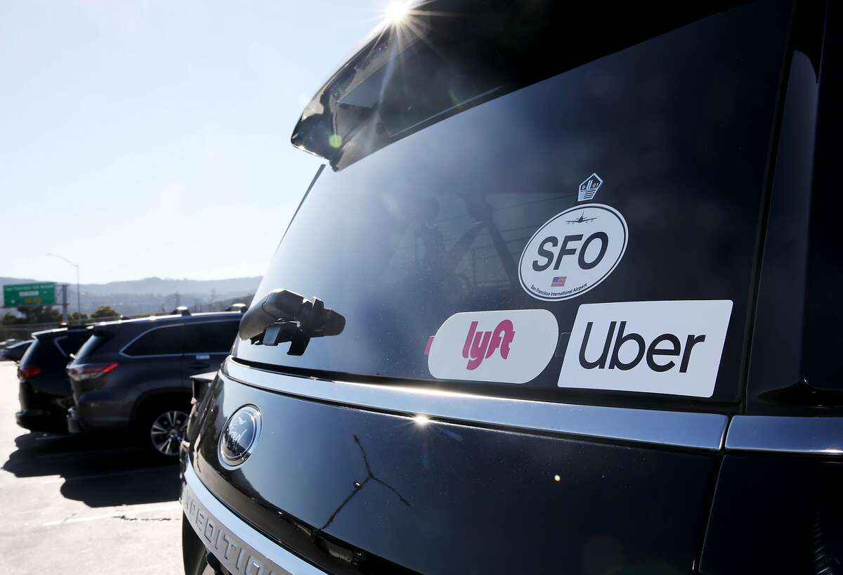 Uber and Lyft have added fees to cover the costs of providing driver benefits under Prop. 22