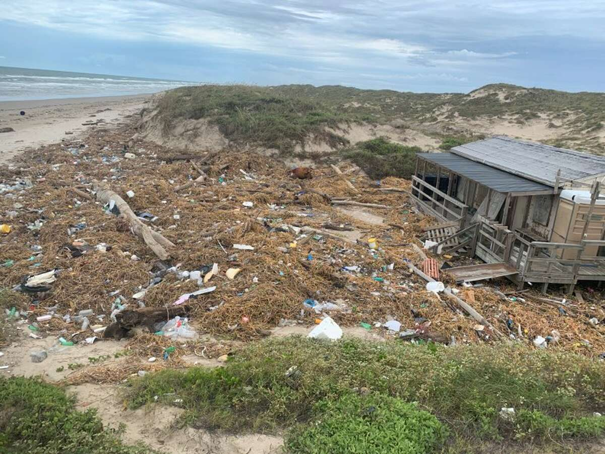 According to PINS, Hanna was one of the few hurricanes that have historically hit close to and south of Corpus Christi. In 1980, Hurricane Allen caused similar damage to the beach and even destroyed its original visitor center, PINS said.
