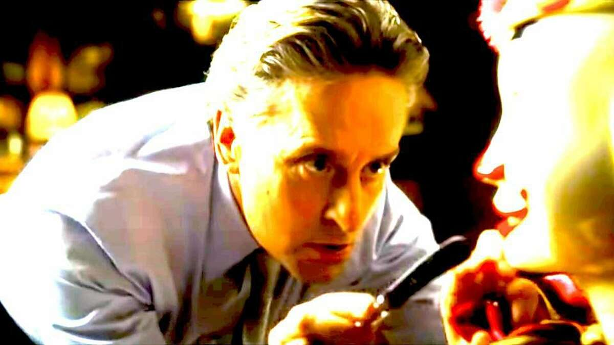 """Michael Douglas stars in the 1997 thriller """"The Game,"""" set in San Francisco."""