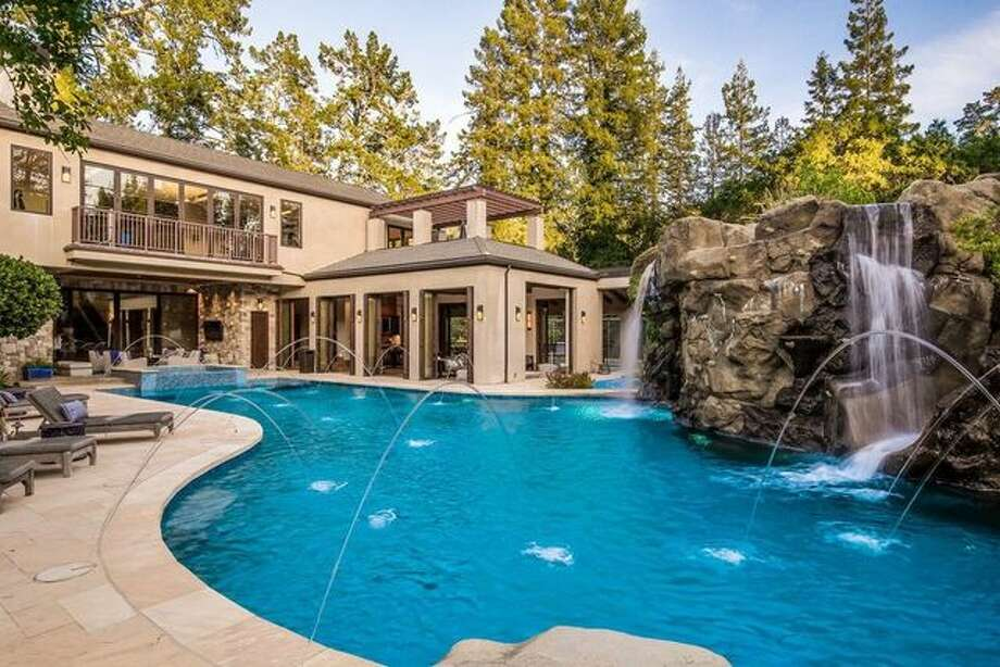 24 Hour Fitness founder Mark Mastrov is looking to spot a buyer for his Lafayette home. Photo: Realtor.com