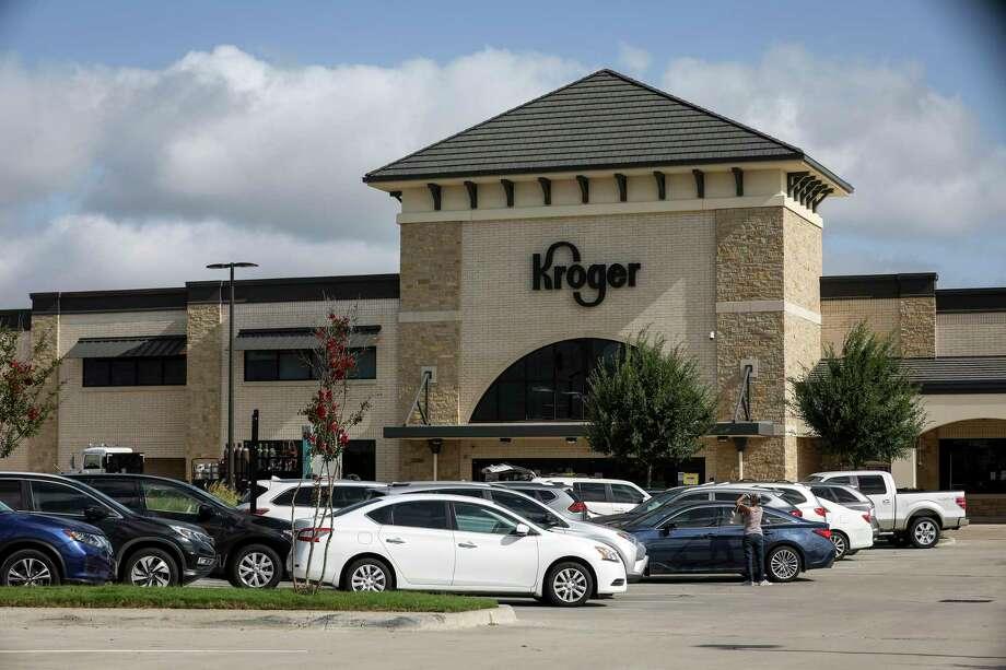 A Kroger location, photographed Monday, July 13, 2020, in Sugar Land. Photo: Jon Shapley, Houston Chronicle / Staff Photographer / © 2020 Houston Chronicle