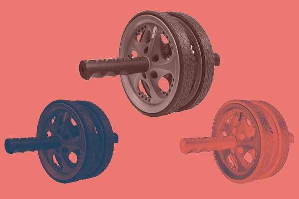 BLUERISE 2 Styles Ab Roller Wheel, $11.99 on Amazon