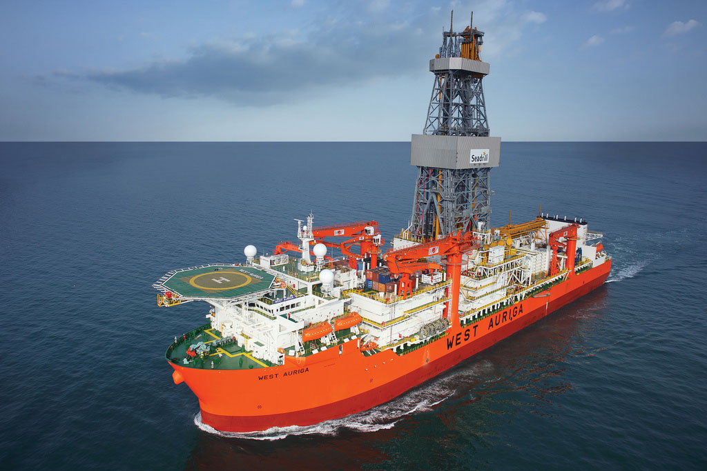 Seadrill lays off more employees as offshore slump continues