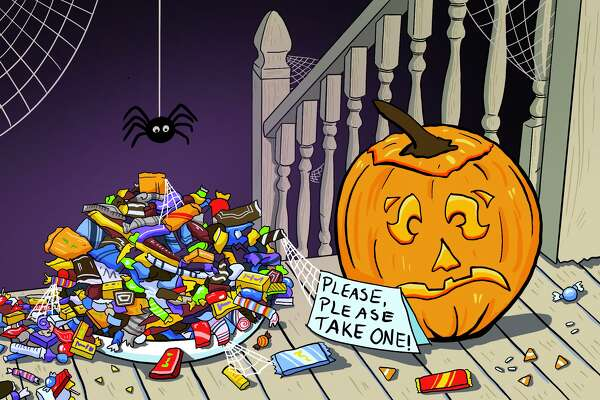 With Halloween celebrations looking unlikely due to the coronavirus pandemic, it seems like the candy industry would face a reckoning, but Big Chocolate may be able to weather the storm.
