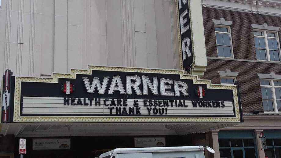 """In honor of the Warner Theatre's 89th birthday, a special fundraiser performance will be held Sept. 23 at the Pleasant Valley Drive-In. The rain date is Sept. 30. The theater is presenting the 2015 Nancy Marine Studio Theater production of Stephen Sondheim's """"Assasins"""" in a re-imagined, socially distant """"car show"""" performance. This encore presentation is directed by Katherine Ray with music director Dan Koch and features Warner stage alumni Matt Cornish, Ian Diedrich, Adam Fancher, John Farias, Michelle Funaro, Joe Harding, Tony Leone, Lyn Nagel, Josh Newey, Keith Paul, Steffon Sampson, Juliette Koch, Trevor Rinaldi, Noel Roberge, Jonathan Ross and Priscilla Squiers. Tickets are now available. Space is limited. For information, go to warnertheatre.org. Photo: Emily M. Olson / Hearst Connecticut Media /"""