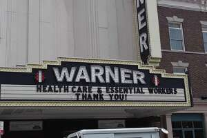 The Warner Theatre in Torrington.