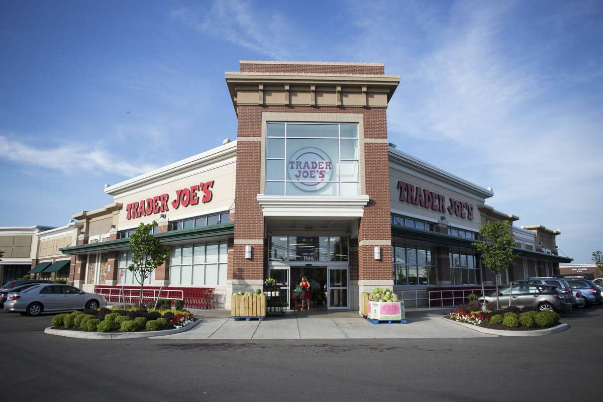 FILE - Grocery chain, Trader Joe's, is offering to pay its employees to get the COVID-19 vaccine.