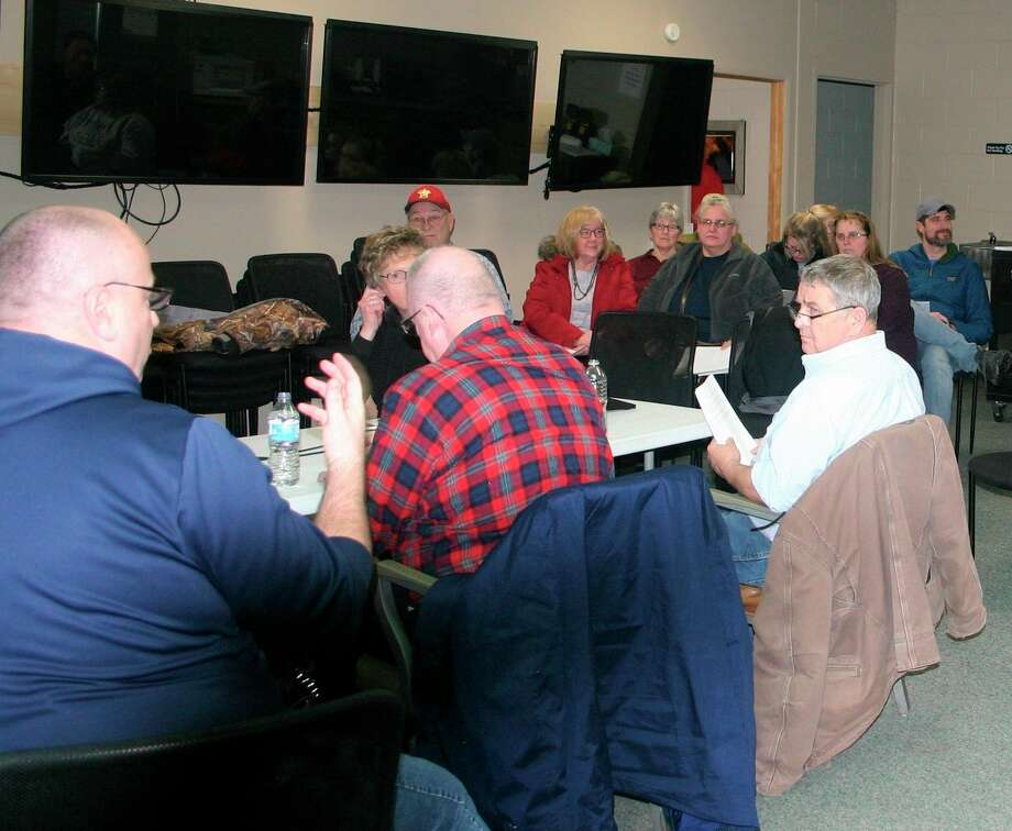 The Evart Area Fire Board met with member municipalities in February to discuss potential funding solutions. The board is asking each municipality to place a millage proposal on the upcoming November ballot to provide funding for fire services. (Pioneer file photo)