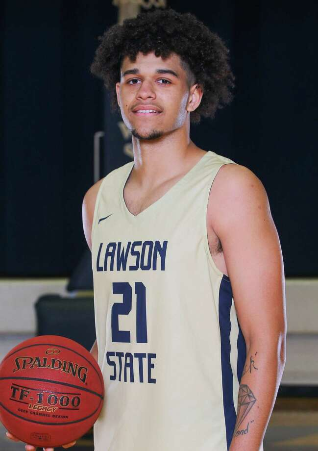Jonathan Dorsett-Morris shot 56.6% from the field including 50% beyond the arc last season at Lawson State Community College while averaging 5.3 points and 3.1 rebounds per game. Photo: Courtesy Photo / chrisdowdell