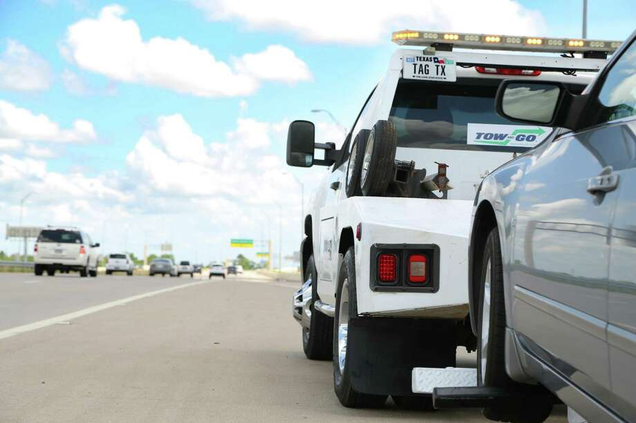 The Houston-Galveston Area Council announced Wednesday, Aug. 5, the expansion of its free towing service for drivers whose vehicles break down on the road. Photo: Photo Courtesy OfHouston-Galveston Area Council