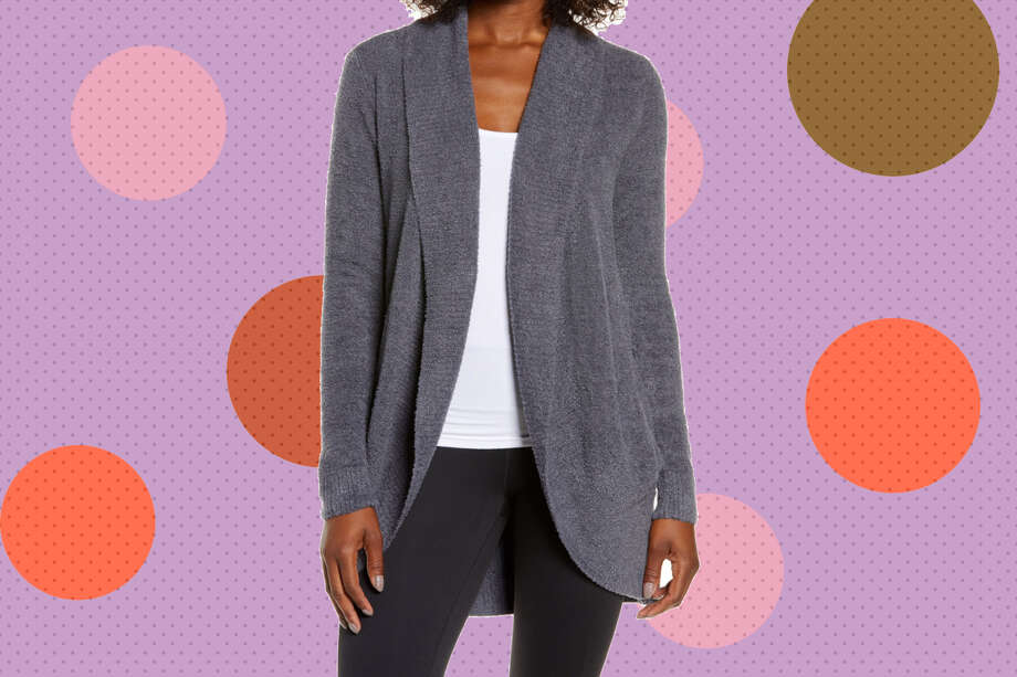 CozyChic Lite Circle Cardigan, Barefoot Dreams, $68.90 during the Nordstrom Anniversary Sale Photo: Nordstrom/Hearst Newspapers
