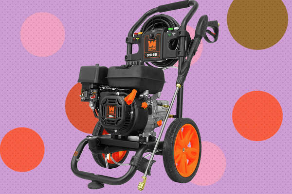 WEN PW3200 Gas-Powered 3200 PSI 208cc Pressure Washer, CARB Compliant, Black at Woot