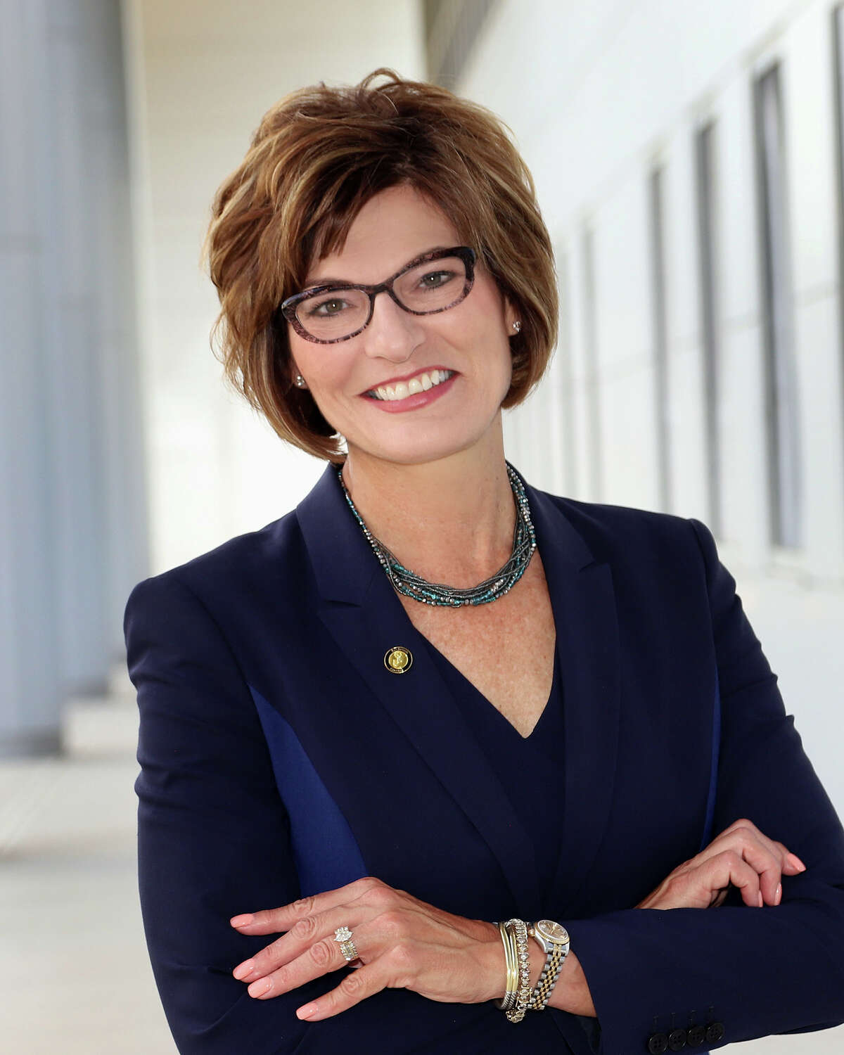 San Jacinto College Chancellor Brenda Hellyer will participate in Pasadena Chamber of Commerce's