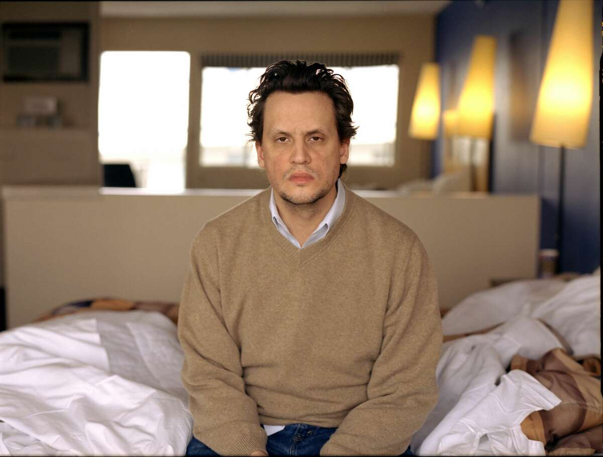 Singer Mark Kozelek performs on stage with Sun Kil Moon at the Hardly Strictly Bluegrass festival at Golden Gate Park on October 5, 2014 in San Francisco, California. He has been accused of sexual assault by multiple women in a 3,000 word expose on Pitchfork.com.