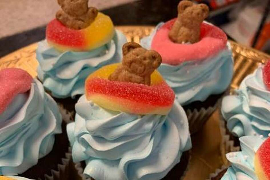 Cupcakes entice visitors to It's A Piece Of Cake in St. Jacob. The business was among several in the area to receive state Business Interruption Grants during the first round of funding announced Wednesday.