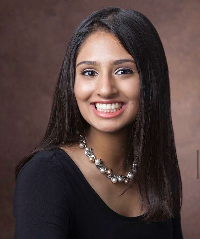 Shahbano Rao is an intern at the Middlesex United Way in Middletown. Photo: Contributed Photo / Middlesex United Way