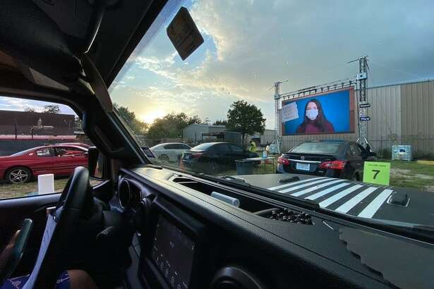 Don't ever think that Heights' coolest honky tonk is just a fun spot to get a ice-cold Lone Star. Nope, it's a lot more than that. Shady Acres Saloon is now featuring a drive-in movie series for Houstonians looking for weekend movies.