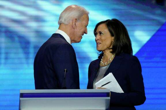 A reader says together, former Vice President Joe Biden and Sen. Kamala Harris still stand for nothing.