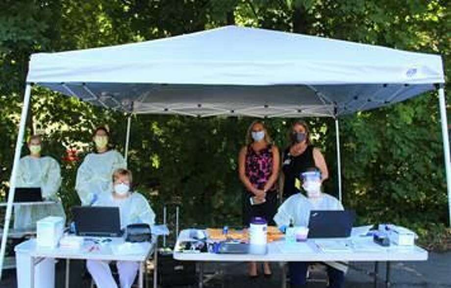 Community Health & Wellness Center held a celebration Aug. 12 at its Torrington location. Photo: Contributed Photo