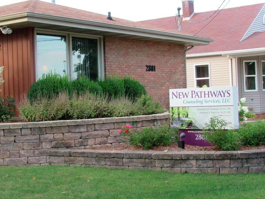 New Pathways Counseling Services, located at 2801 Ashman St. (Mitchell Kukulka/Mitchell.Kukulka@mdn.net)