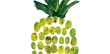 This fingerprint pineapple project is adapted from a Luau & Learn craft lesson created by L&L Hawaiian Barbecue.