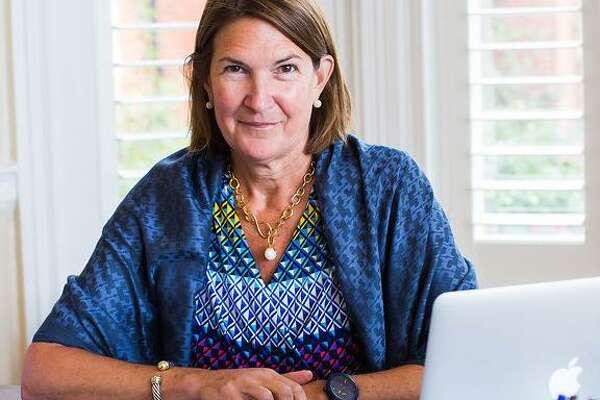 """Margaret """"Meg"""" Frazier is Sacred Heart Greenwich's new Head of School."""