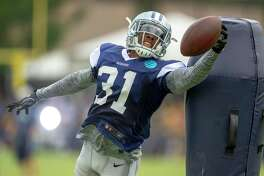 New Britain native and former UConn star Byron Jones signed with the Miami Dolphins in March and became the highest paid defensive back in the NFL.