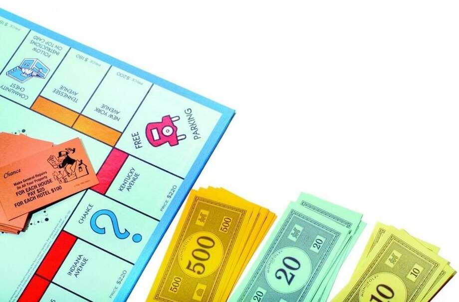 Monopoly game pieces. Photo: Julia Ewan / The Washington Post / The Washington Post