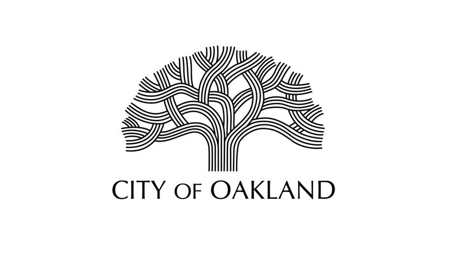 The City of Oakland's official logo. Photo: City Of Oakland