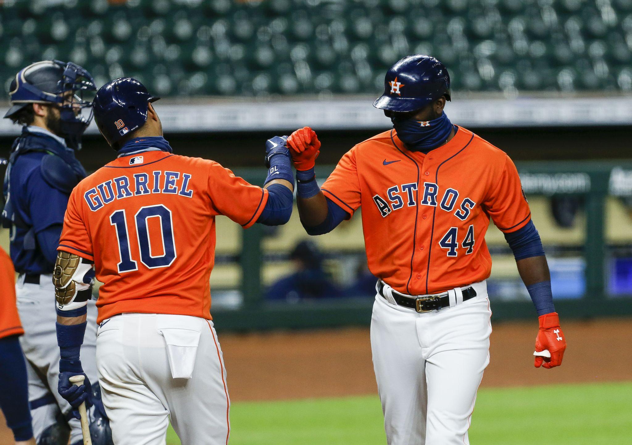 No easy answers as Astros try to fill Yordan Alvarez-sized hole - Houston Chronicle