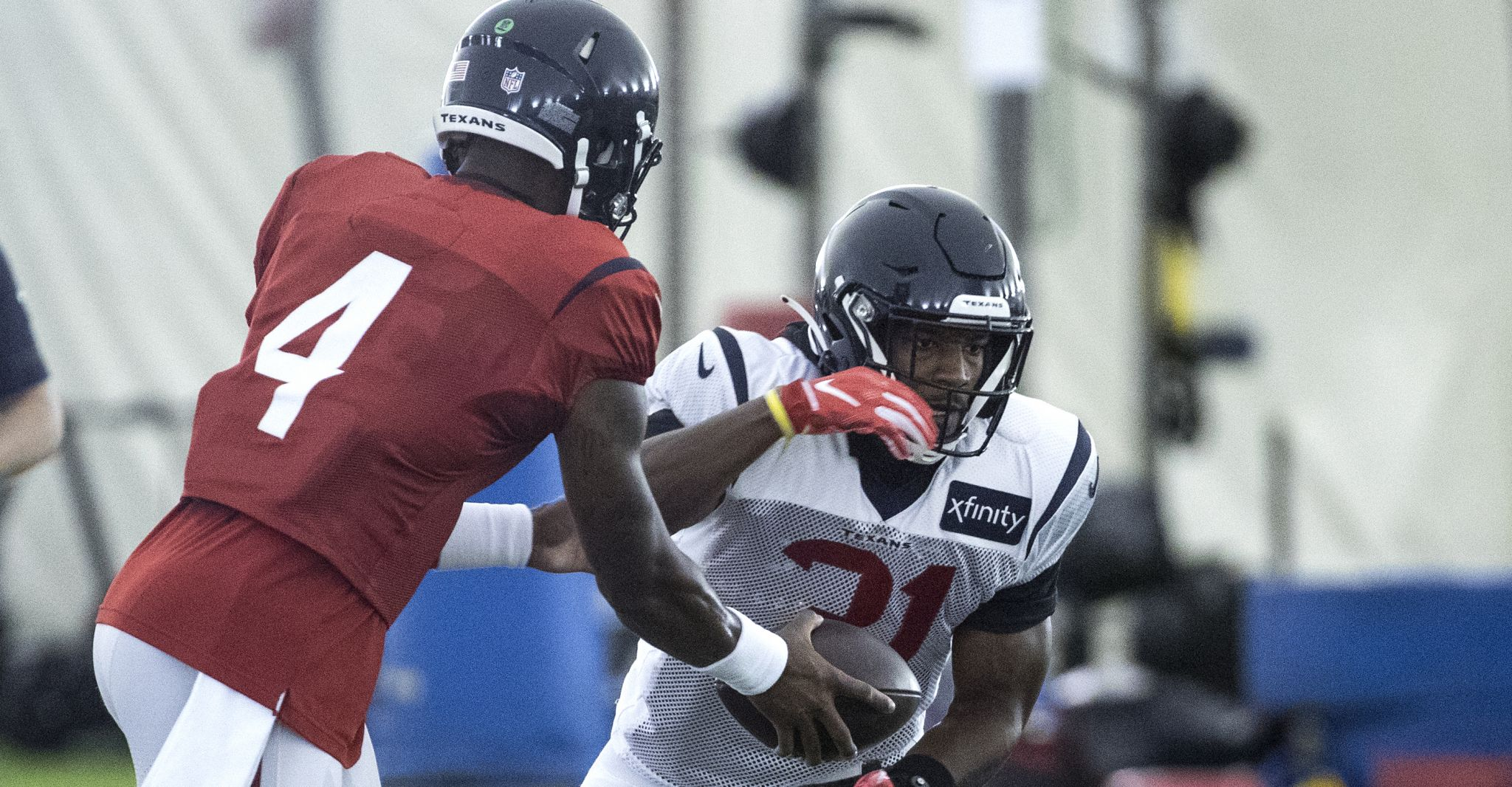 Stephanie Stradley's Texans training camp preview