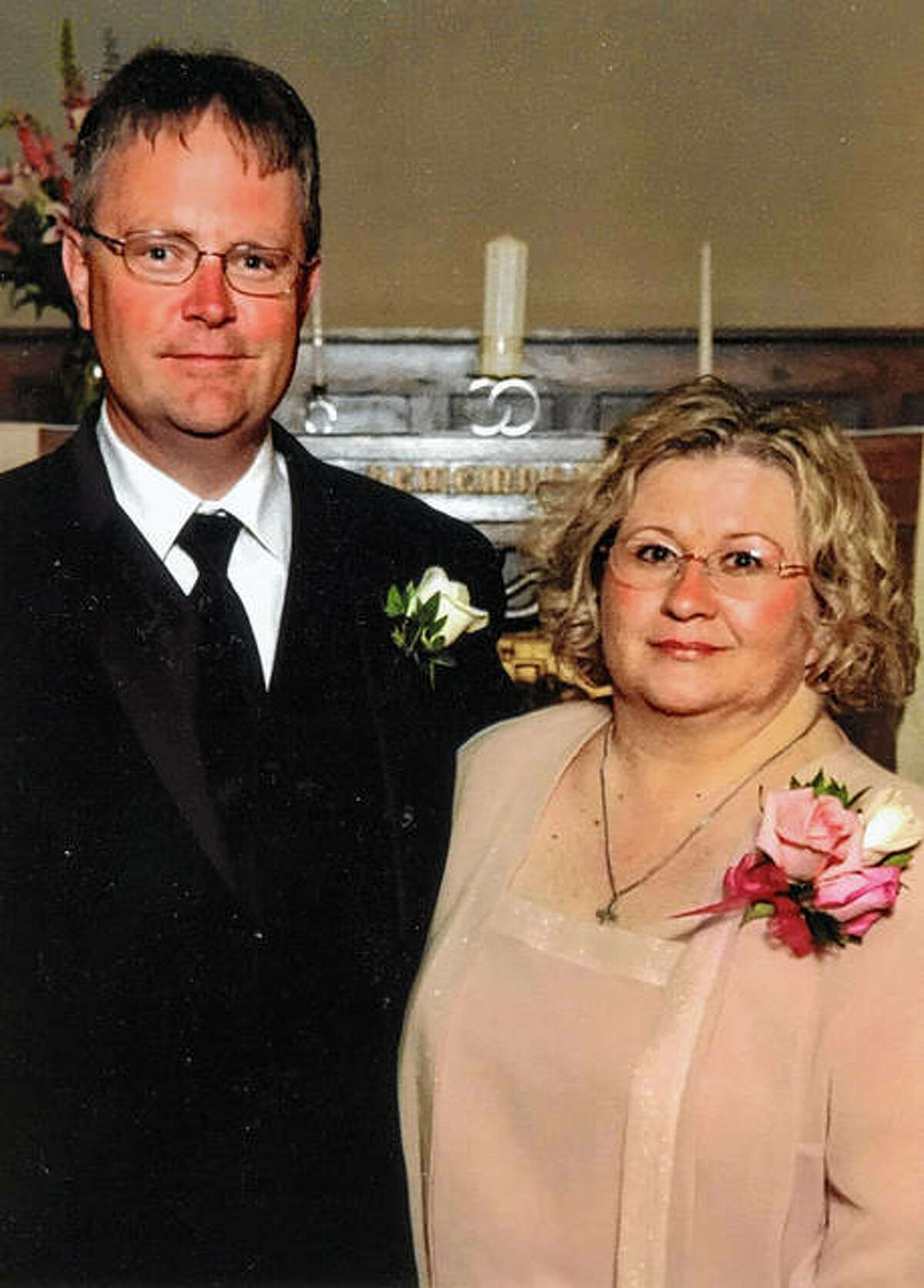David and Kathy Blanchette attend a wedding in August 2006. By then, their lives had been forever changed by a 2002 accident that almost killed Kathy the day it happened.
