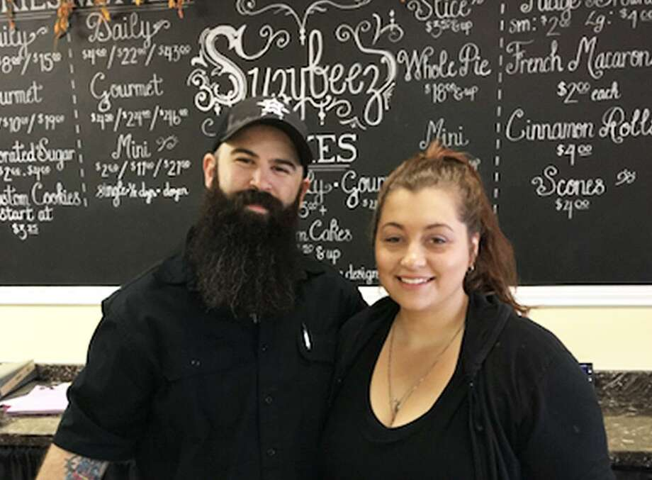 Tom and Caty Johnston at SuzyBeez Bakery serves up creative sweets and custom cakes Monday through Saturday at their family-owned business in Cypress. The couple won Netflix's Sugar Rush--The Perfect Illusion episode. Photo: Submitted