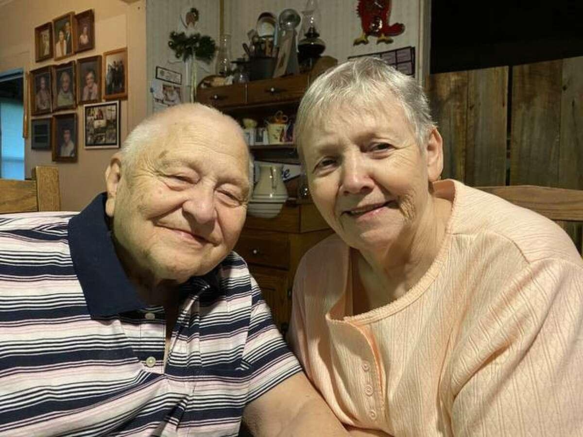 Roy and Peggy Goans