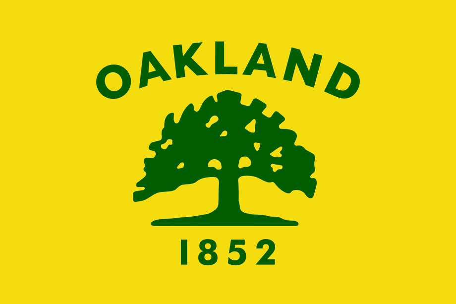 The Flag of Oakland. Photo: Wikimedia Commons