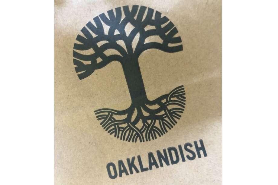 The third iteration of the Oaklandish logo. Photo: Andrew Chamings / Oaklandish