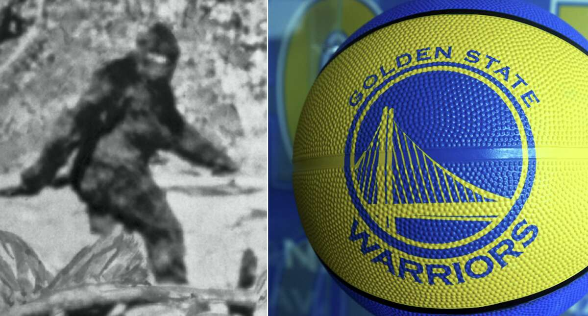 You're more likely to encounter someone who believes scientists will discover proof of Bigfoot than the Warriors are to get the first overall pick in the 2020 NBA Draft.