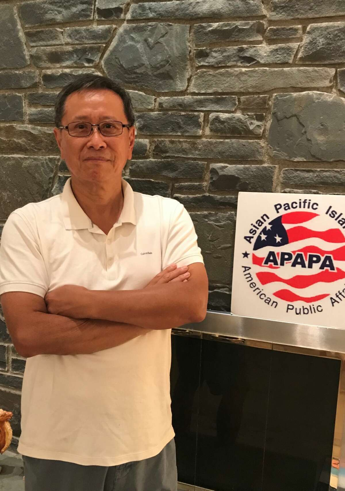 APAPA president HP Wang.
