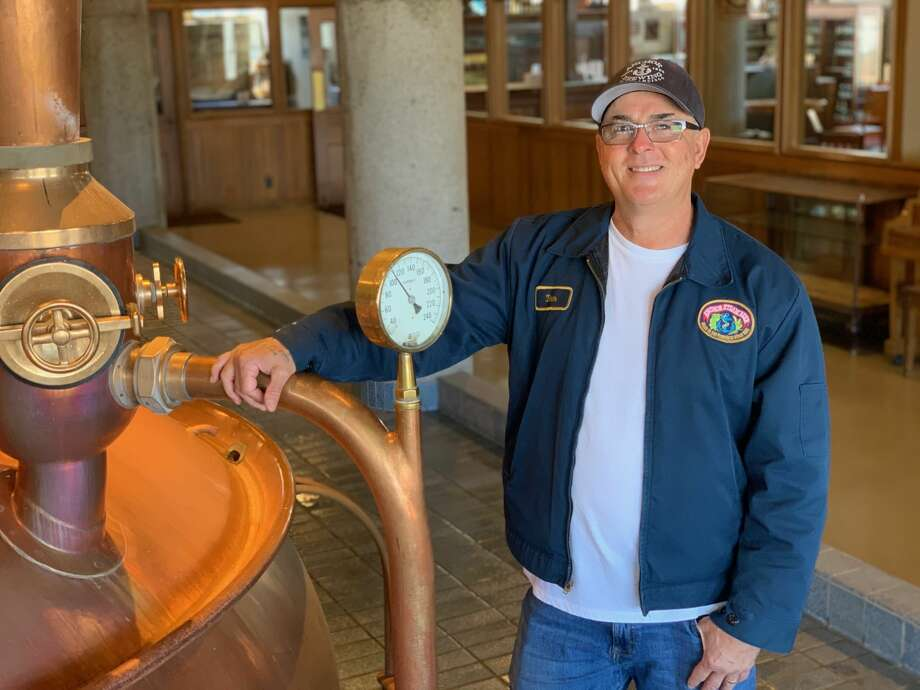 Thomas Riley, who has worked at Anchor Brewing for 36 years, is taking over the role of Brewmaster. Photo: Courtesy Anchor Brewing Company