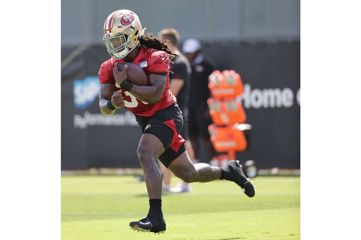 Undrafted rookie running back JaMycal Hasty