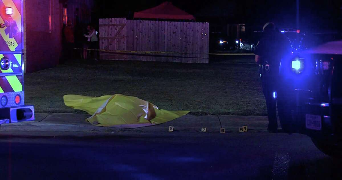 A San Antonio teenager was fatally shot Sunday night on the Far West Side, according to the San Antonio Police Department.