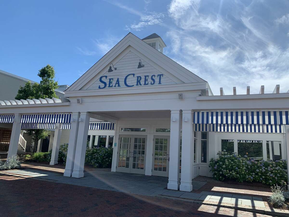 The Sea Crest Hotel, a recommended stay on a trip through the Cape Cod area.