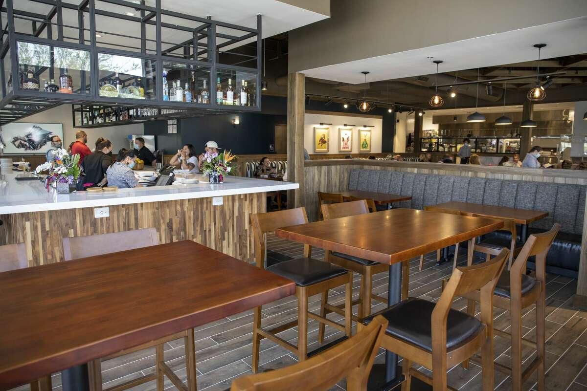 Cork and Pig Tavern, 200 SPRING PARK DR STE 200Gross alcohol sales: $125,514