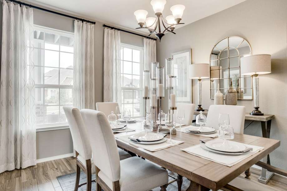 Proceeds from the sale of the Benefit home will be donated to two local charities — HomeAid Houston and Operation Finally Home. Photo: Courtesy Of GHBA