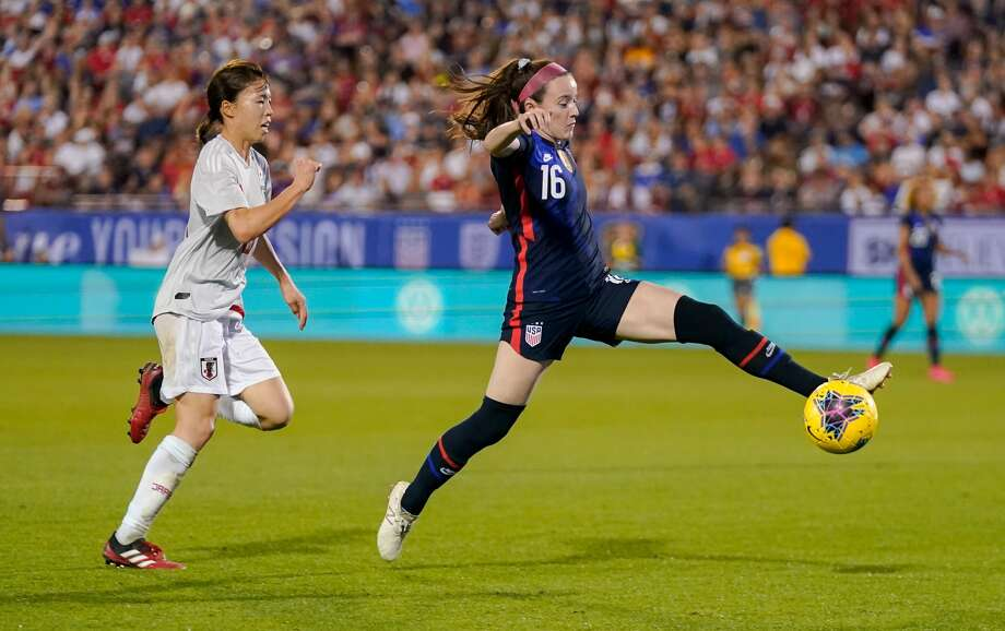 OL Reign have acquired midfielder Rose Lavelle — one of the stars of the U.S. Women's National Team 2019 World Cup campaign — in a trade with the Washington Spirit, the club announced Sunday. Photo: Brad Smith/ISI Photos/Getty Images / 2020 Brad Smith/ISI Photos