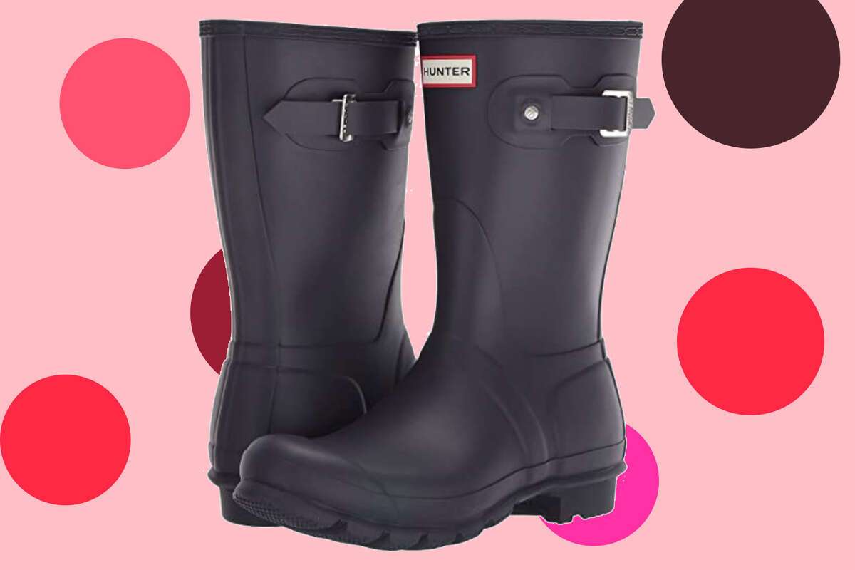 Hunter Original Short Boot, $75 at Zappos