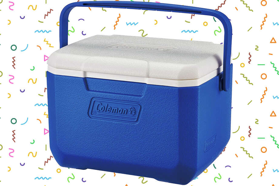Coleman FlipLip Personal Cooler for $9.23 at Amazon. Photo: Coleman