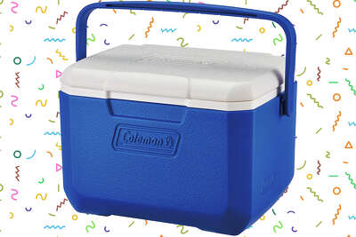 Coleman FlipLip Personal Cooler for $9.23 at Amazon.