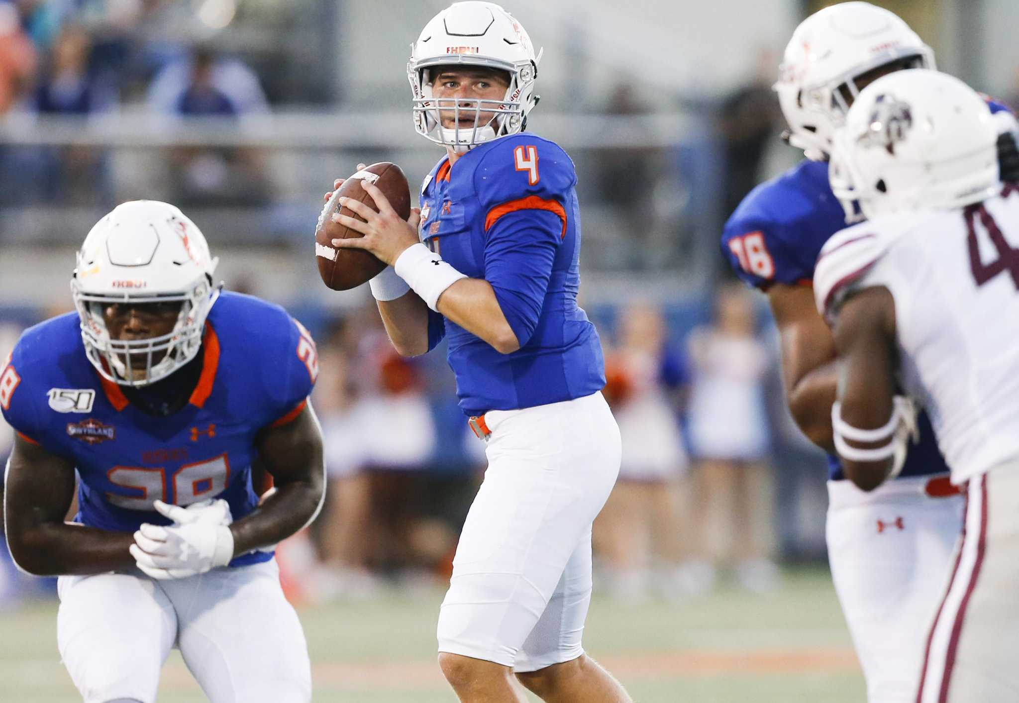 Football 2020 Hbu Gets Dress Rehearsal With 3 Nonconference Games