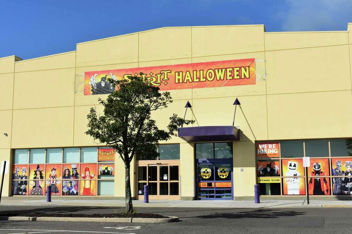 A Spirit Halloween location in Danbury, Conn.